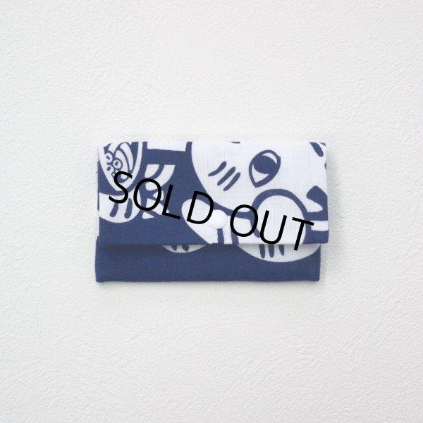画像1: カードケース | まねきねこ (1)